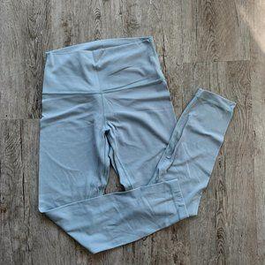 """Lululemon Align Pant II 25"""" Blue"""